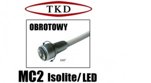 TKD rękaw na mikrosilnik Bien-Air MC2 Isolite /Led obrotowy 540⁰